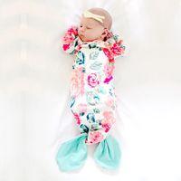 아기 인어 슬리핑 백 신생아 용 베이비 스웻 룸 소프트 스 컬링 베이비 코튼 슬리핑 유아용 침구 유아용 침구 0-24M Kids Clothing Newborn Clothes
