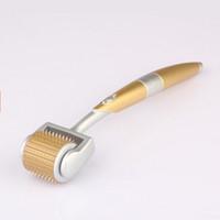Fabrika Fiyat ZGTS 192 İğne Derma Roller ZGTS Mikro Iğne Dermaroller Cilt Gençleştirme Anti-Aging için 192 İğneler Microneedle Rulo