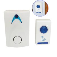 New and high quality LED Wireless Chime Door Bell Doorbell &...