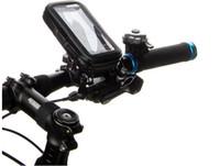 50 unids / lote universal del teléfono móvil a prueba de agua de bicicletas Bike Holder Holder Mount Case Bag Bag