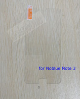 Meizu için 500 adet Temperli Cam Filmi Noblue Not 2 3 Metal 2 Meilan Note2 Note3 M3 MX4 Pro MX5 Pro 5 6 MX6 Ekran Koruyucu