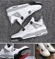 White cement 4 Best Quality 4 OG 2016 GREY Black White Red m...
