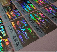 5000 pezzi / set! etichetta adesiva personalizzata per etichette adesive con ologramma, codice univoco su ogni adesivo per l'etichetta adesiva bitcoin! Design GRATUITO