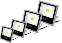 Светодиодные прожекторы DHL IP65 водонепроницаемый 50 Вт открытый проект лампы светодиодные прожекторы освещение COB чип 85-265 в Супер яркий прожектор лампы 666 6