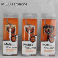 جديد أفضل سماعات لانغستون Langsdom M300 3.5mm في الأذن باس سماعة الأذنية سماعات مع ميكروفون DHL الشحن المجاني