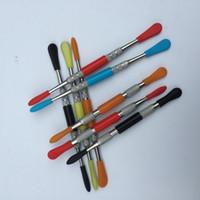 Wax Dabber Tool Waxx DAB Инструменты с силиконовым наконечником Концентрат Сумка Dabbers Pen EGO