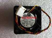 NMB-MAT 4 CM 4020 12V 0,25A 1608KL-04W-B79 ventilador de refrigeración 3 line