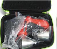 Vente chaude KLOM Verrouillage électrique sans fil Pick Gun Auto Pick Pistolets Lockpicking Outils de serrurier