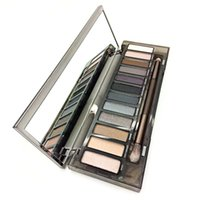 New NUDE Smoky Palette 12 Color Eyeshadow Palette 12*1. 3g Hi...