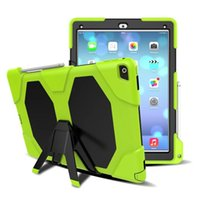 For iPad Pro 12. 9 inch Tablet Pc Case Cover Silicone + PC Hy...