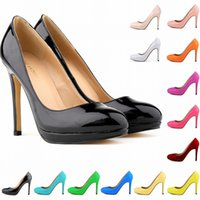 13 Colors Ladies Shoes Sapato Feminino Womens High Heels Poi...