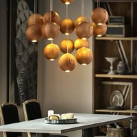 DHL Free Ship Creative Design Pendant Lights Spherical lustr...
