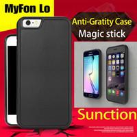 Custodia antigravità per iPhone 7 7 Plus 6S 6 Plus 5S Galaxy S7 S6 EDGE Plus Note 4 5 7 3 Magic Sticks Custodie antiruggine nane