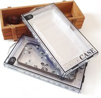 Luxury Phone Case Packing Box Clear Blister PVC Plastic Reta...