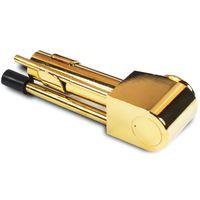Formax420 Прото Травы Курить Карманные Ручной Трубы Курительные Аксессуары Цвет Золото Бесплатная Доставка