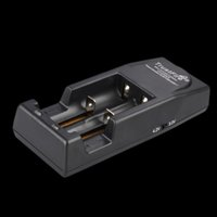 무료 DHL 10PCS TrustFire TR 001 다목적 충전기 듀얼 채널 신뢰 화재 충전기 18650 18500 18350 17670 14500 리튬 모 배터리에 대한