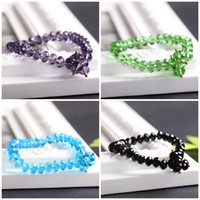 Chakra Bracelet Quartz Healing Crystals Element Beads Bracel...