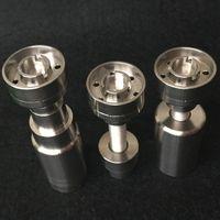 GR2 티타늄 OMNI 네일 조정 유니버설 Domeless 네일 (14)와 19mm M / 여성