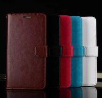 Для BBK Vivo X7 Plus Case оригинальный красочный бумажник откидная крышка симпатичные ультра-тонкий роскошный кожаный чехол для BBK Vivo X7 Plus