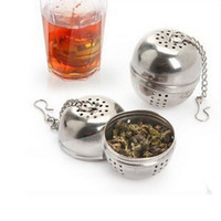 Stainless Steel Utility flavored balls   filter bags   Tea B...