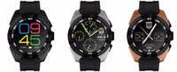 2016 No.1 G5 MTK2502C 1.2 pulgadas Smart Watch Bluetooth 4.0 Monitor de ritmo cardíaco Smartwatch bluetooth relojes android y ios