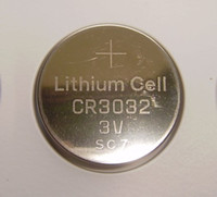 200 шт. / лот CR3032 3 в литиевая монета батареи кнопки батареи 540 мАч