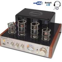 Freeshipping Nobsound MS-10D MKII MP3 Home amplificatore audio tubo bluetooth cuffie multi-funzione lettore musicale amplificatori