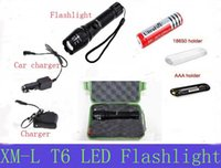 Ultra Bright CREE LED XM- L T6 3000 Lumens flashlight E17 Zoo...
