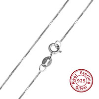 Fashion Jewelry Sterling Silver Chain 925 Sterling Silver Ne...