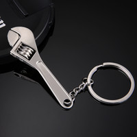 Changeable Spanner Keychain Fashion Wrench Key Chain Alloy S...