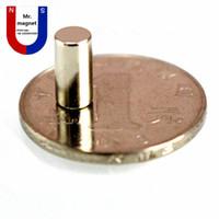200 adet 5mm x 10mm Süper güçlü mıknatıs, D5x10mm mıknatıslar 5x10 N35 mıknatıs 5 * 10, D5 * 10 kalıcı mıknatıs 5x10mm nadir toprak 5mm x 10mm mıknatıs