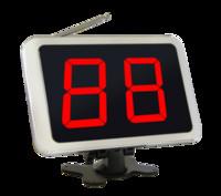 SINGCALL Wireless Paging Systems, für drahtlose Tastatur, Call Waiter System Schreiben Sie die erste Bewertung