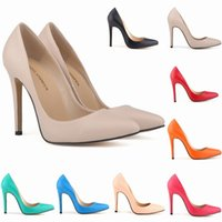 HOT WOMENS SEXY POINTED TOE Patent PU HIGH HEEL CORSET STYLE...