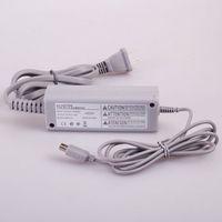 Zastępstwo zasilacza zasilacza Ładowarka ścienna do Wii U Regulator Gamepad Adaptery US UE Plug Detal