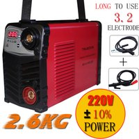 Protable Plastic panel Welding tools 220V 230V MINI Inverter...