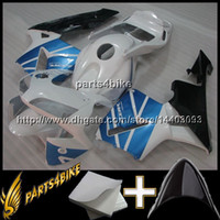23colors+ 8Gifts white CBR600RR 03 04 03- 04 Fairings Fits 100...
