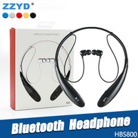 ZZYD For HBS800 Bluetooth Headphone Wireless Earphone sport ...