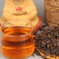 100g Yunnan lose Canned Reife Puer Tee Organic Natural Puer älteste Baum Gekochte Puer Schwarz Puerh Preference Green Food