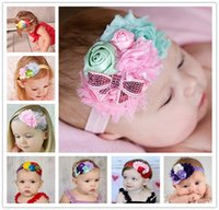 The Headbands New Europe And The United States Children Hair...