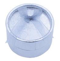 Üst mücevher kutusu moda hediye kutusu velayet boyutu 5.5 cm * 3.5 cm / 7.4 cm * 3.7 cm