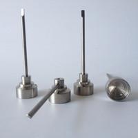 뜨거운 판매 티타늄 탄수화물 캡에 맞는 석영 요리 OD 22mm 또는 석영 접시와 티타늄 네일의 25mm 대 석영 카브
