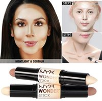 Double- ended Contour NYX Wonder Stick Foundation Hide Blemis...