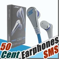 Fashionable SMS Audio 50 cent X100 In- Ear headphones Mini 50...