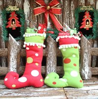 New Cute Santa Claus Elf Shoe Boots Suspenders Pant Candy Gi...