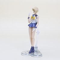 Japanese anime Sailor Moon PVC Action Figure Collectible Mod...