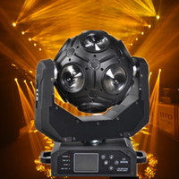 New arrival 12x20W CREE RGBW 4in1 LED Football Moving Head L...