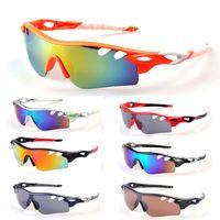 Mens UV400 사이클링 안경 낚시 자전거 고글 야외 스포츠 자전거 선글라스 안경 Gafas Ciclismo Mans 산악 자전거 고글
