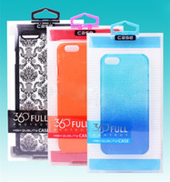 Package box for iPhone 8 Case Universal Plastic PVC Retail P...
