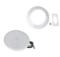 Resina riempita LED Pool RGB lampada colore 18W 42W IP68 impermeabile montaggio a parete o embed piscina fontana luci Par56 illuminazione FCC