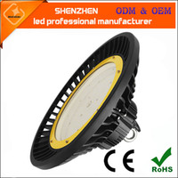 5 an de garantie 120lm / w 100 W 120 W 150 W 200 W 240 W ufo LED haute baie lumière pour entrepôt industrail éclairage